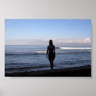Ocean Love Poster