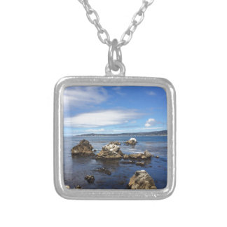 Ocean Love Silver Plated Necklace