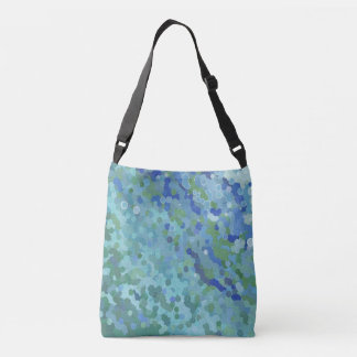 Ocean Lover Cross Over Body Messenger Bag by Juul