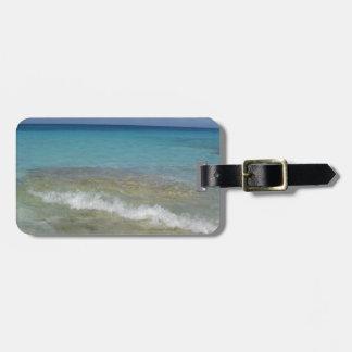 Ocean Luggage Tag