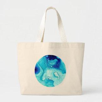 Ocean Luna # Large Tote Bag