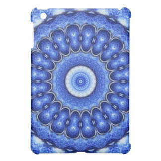 Ocean Mandala iPad Mini Cover