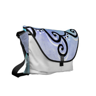 Ocean Medallion Commuter Bag