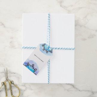 Ocean Medallion Gift Tags