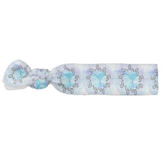 Ocean Medallion Hair Tie