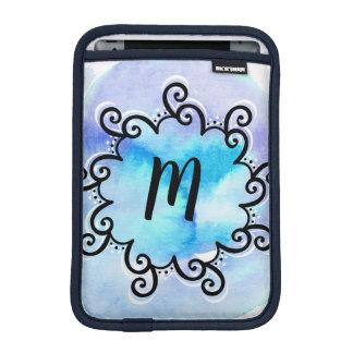 Ocean Medallion iPad Mini Sleeve
