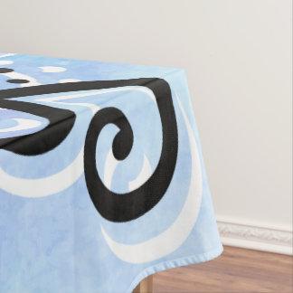 Ocean Medallion Tablecloth