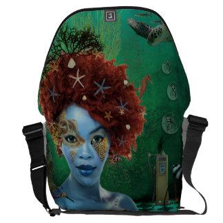 Ocean Messenger Bag