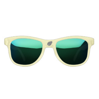 Ocean Mirrored Sunglasses