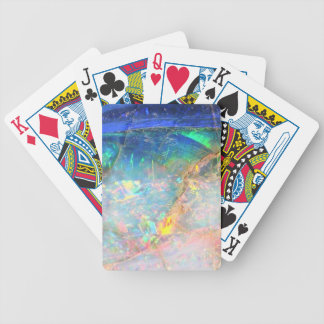 Ocean Opal Bicycle Playing Cards