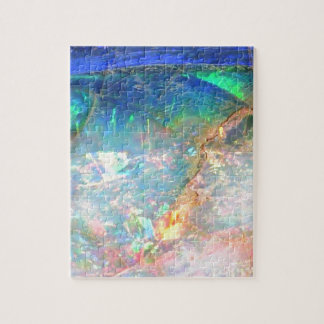 Ocean Opal Jigsaw Puzzle