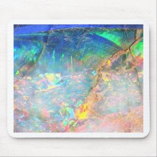 Ocean Opal Mouse Pad