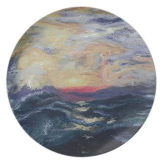 Ocean Plate