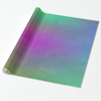 Ocean Reflections Wrapping Paper