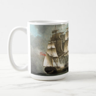 Ocean Sailing Clipper Ship High Seas Mug