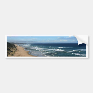 Ocean Scene Bumper Sticker