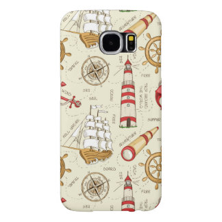 Ocean Scene Samsung Galaxy S6 Cases