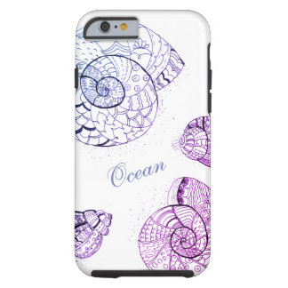Ocean Sea Shells Phone Case