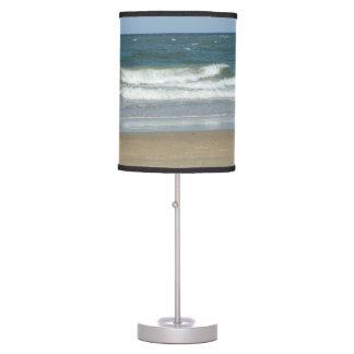 Ocean side view table lamp