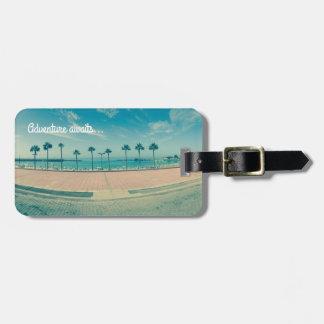Ocean, Summer Love Gran Canaria Luggage Tag