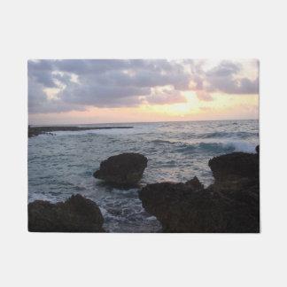 Ocean Sunrise Doormat