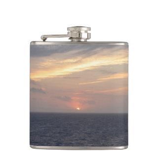 Ocean Sunrise Flask