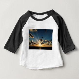 Ocean Sunset Baby T-Shirt