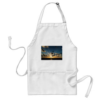 Ocean Sunset Standard Apron