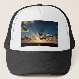 Ocean Sunset Trucker Hat