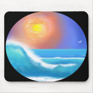 Ocean Surf Mousepad