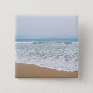Ocean Surf Southern California 2 Inch Square Button