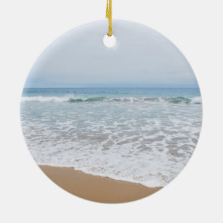 Ocean Surf Southern California Ceramic Ornament