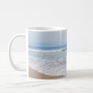 Ocean Surf Southern California Coffee Mug