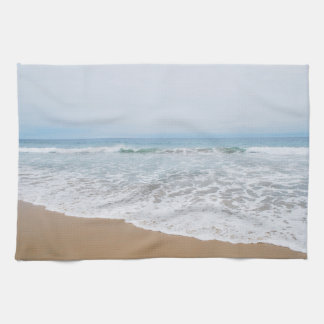 Ocean Surf Southern California Kitchen Towel