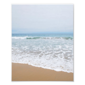 Ocean Surf Southern California Photo Print