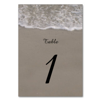 Ocean Tide Table Number