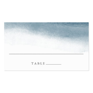 Ocean Tides Wedding Escort Place Cards Business Card