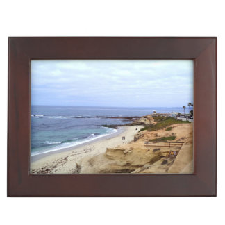 Ocean view keepsake box