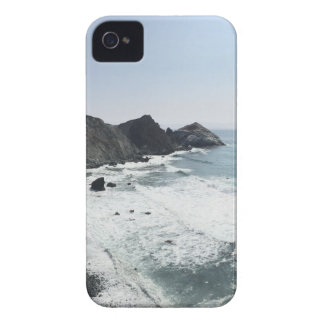 Ocean View Pacific Coast Highway Big Sur Case-Mate iPhone 4 Cases