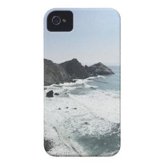 Ocean View Pacific Coast Highway Big Sur iPhone 4 Case