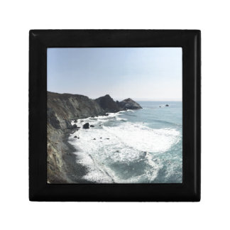 Ocean View Pacific Coast Highway Big Sur Jewelry Boxes