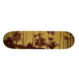 ocean view skate board deck