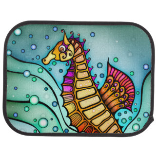 OCEAN VISIONS SEA ART CAR MAT