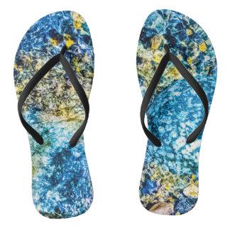 """""""Ocean Walker """" Flip Flops"""