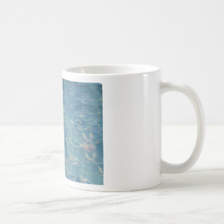 Ocean water coffee mug