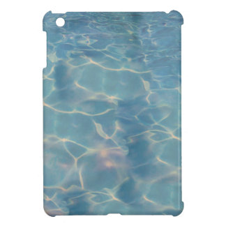 Ocean water iPad mini cover