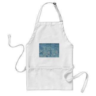 Ocean water standard apron