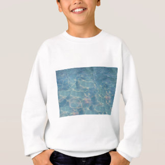 Ocean water sweatshirt