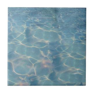 Ocean water tile