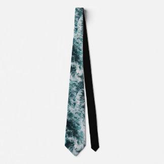 Ocean waters tie